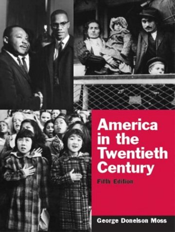 9780131831810: America in the Twentieth Century (5th Edition)