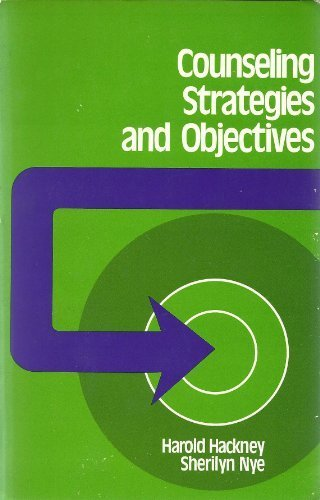 9780131832770: Counseling strategies and objectives (Prentice-Hall series in counseling and human development)