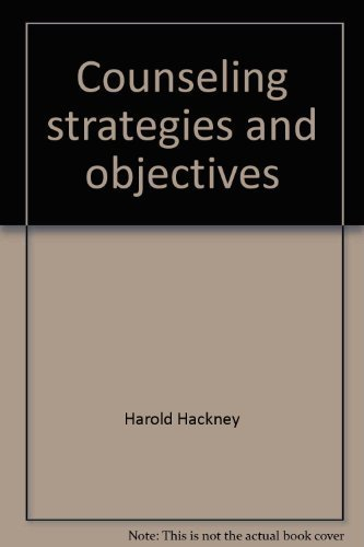 9780131832855: Counseling strategies and objectives (Prentice-Hall series in counseling and human development)