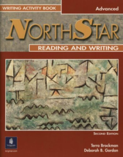 9780131832992: Northstar Reading and Writing: Advanced Writing Activity Book
