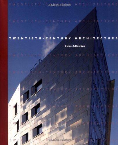 9780131833180: 20th Century Architecture (Trade Version)