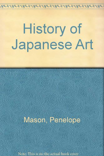 9780131833623: History of Japanese Art (Trade Version)