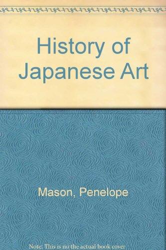 9780131833623: History of Japanese Art