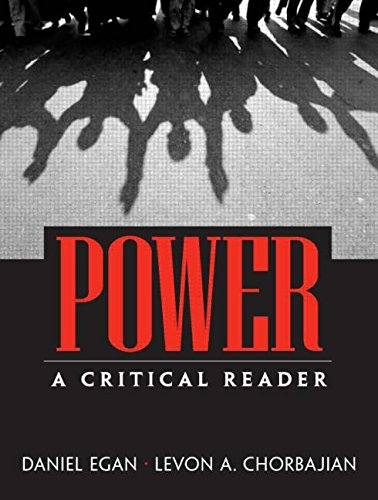 9780131834385: Power: A Critical Reader