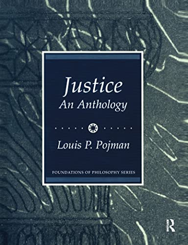 9780131835160: Justice: An Anthology