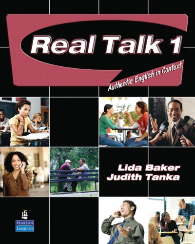 9780131835450: Real Talk 1: Authentic English in Context