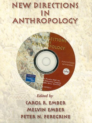 9780131835825: New Directions in Anthropology