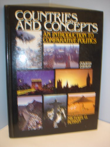 9780131835832: Countries and Concepts: Introduction to Comparative Politics