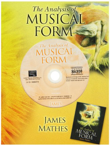Compact Disc for The Analysis of Musical Form: Mathes, James R.