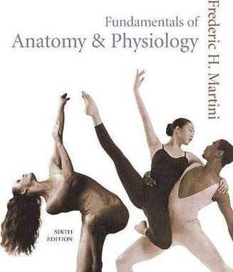 9780131836624: Fundamentals of Anatomy and Physiology