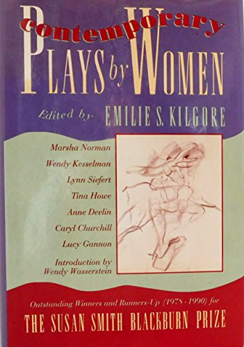 9780131836907: Contemporary Plays by Women