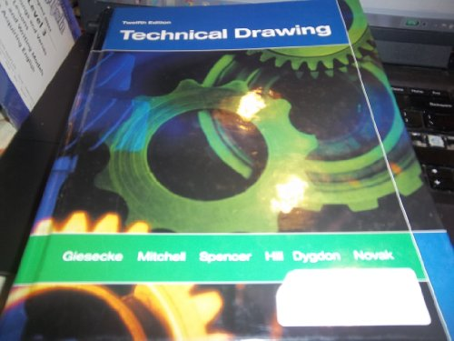 9780131836952: Technical Drawing School Binding (12th Edition)