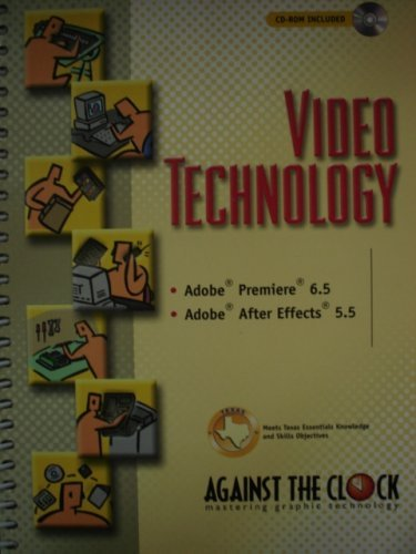 9780131837126: Video Technology (With Adobe Premiere 6.5 and Adobe After Effects 5.5)
