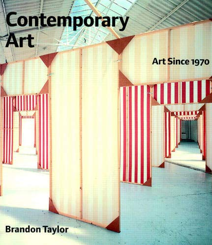 9780131837294: Contemporary Art: Art Since 1970