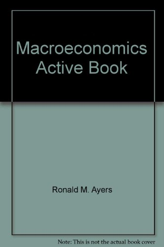 9780131838406: Macroeconomics Active Book