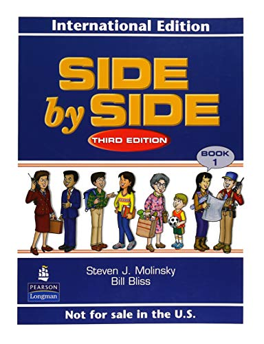 9780131839342: Side By Side International Version 1, Third Edition