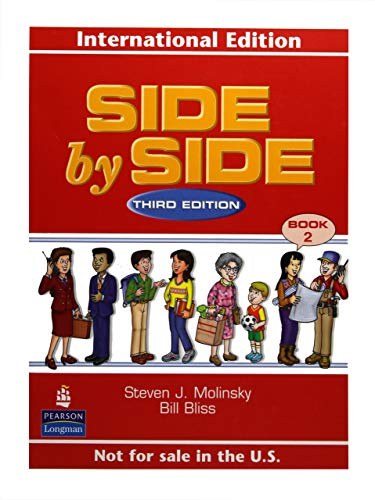9780131839359: Side By Side International Version 2, Third Edition