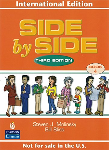 9780131839373: International Version 4, Side by Side: Level 3 Student Book