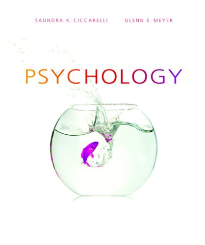9780131839595: Psychology (MyPsychLab Series)