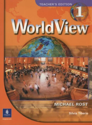 9780131840003: Worldview: Teacher's Edition Pt. 1