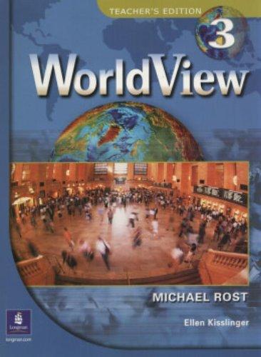 Worldview: Teacher's Edition Pt. 3: Sakamoto, B, Rost,