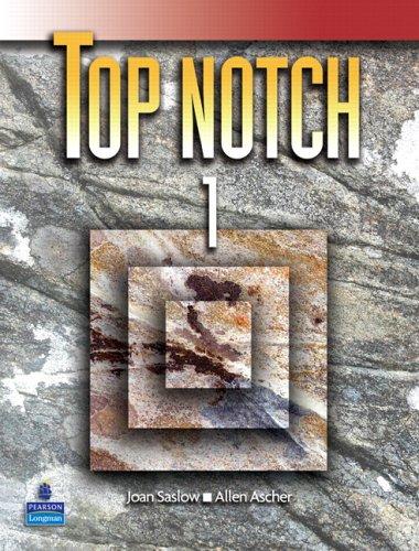 9780131840355: Top Notch 1