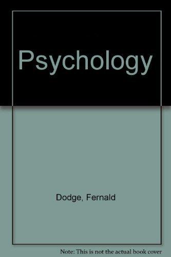 9780131841512: Psychology