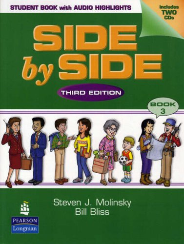 9780131841796: Side by Side 3 Student Book with Audio CD Highlights: Student Book with Audio Highlights Bk. 3