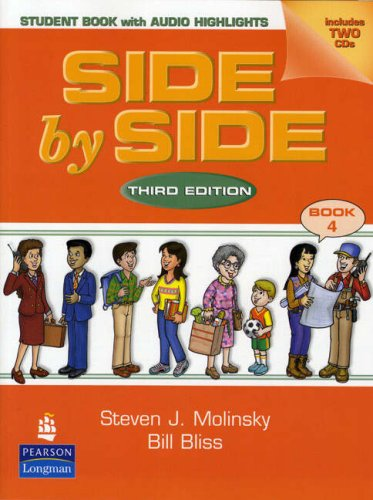 9780131841802: Side by Side: Student Book with Audio Highlights, Book 4 (Book & CD)