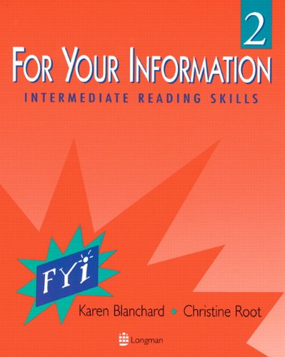 9780131841871: For Your Information 2 with LDAE CD-ROM