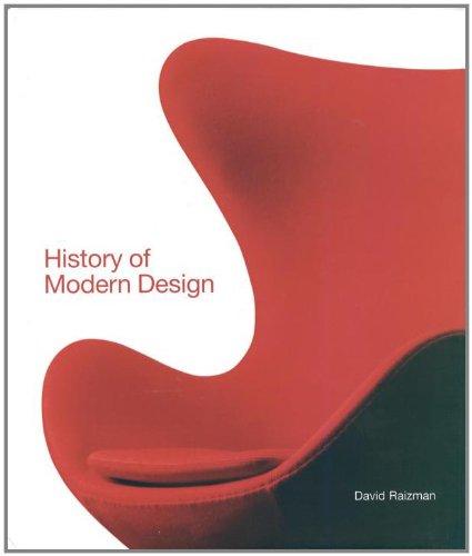 9780131842663: History of Modern Design