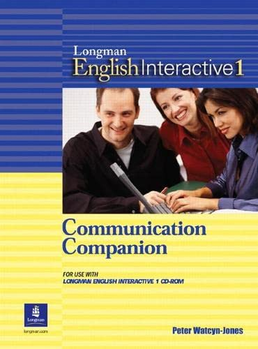 9780131843400: Longman English Interactive 1: Communication Companion