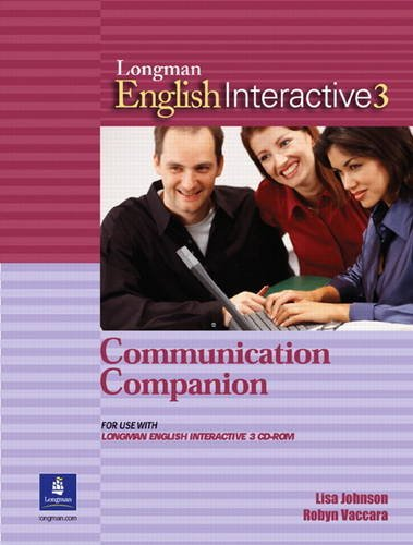 9780131843455: Longman English Interactive Level 3 Communication Companion