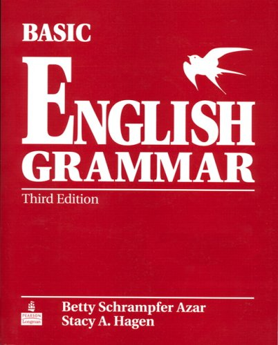 9780131844124: Basic English Grammar, with Audio CD without Answer Key (Azar English Grammar)