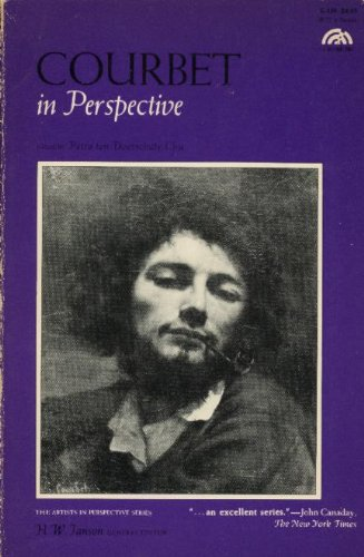 Courbet in Perspective (The Artists in Perspective): Prentice Hall
