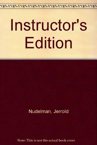 9780131844735: Instructor's Edition