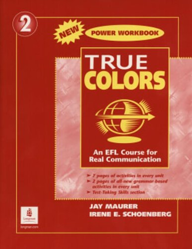 9780131846081: True Colors: An EFL Course for Real Communication, Level 2 Power Workbook