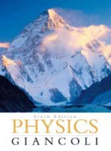 9780131846616: Physics Giancoli,Sixth Edition