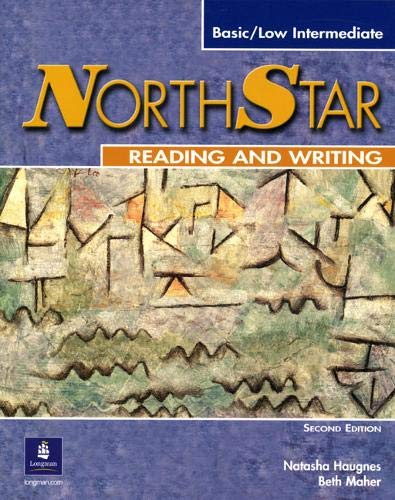 9780131846715: NorthStar Basic/Low Intermediate Reading and Writing, Second Edition (Student Book with Audio CD)