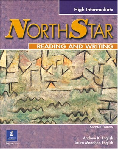 9780131846746: North Star Reading and Writing High Intermediate (Book & CD)