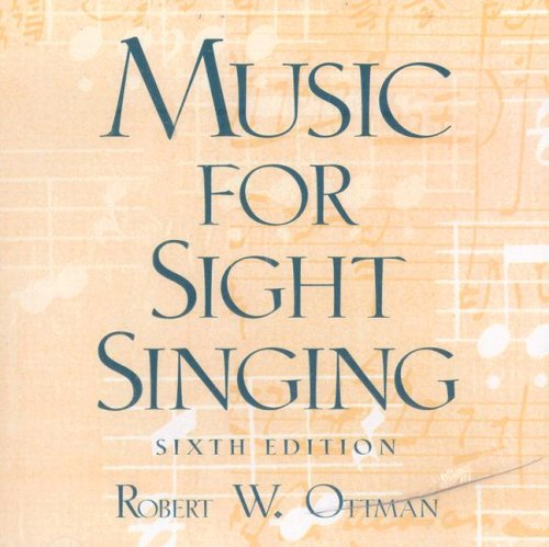 9780131847095: Music for Sight Singing