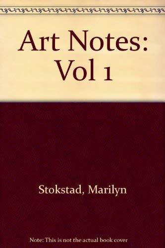 9780131847583: ArtNotes to Accompany Art History (Volume One)