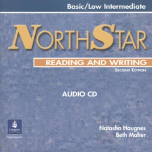 9780131847989: NorthStar Reading and Writing, Basic/low Intermediate Audio CD: Basic CD