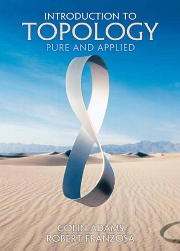 9780131848696: Introduction to Topology: Pure and Applied