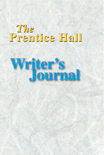 9780131849006: The Prentice Hall Writers Journal