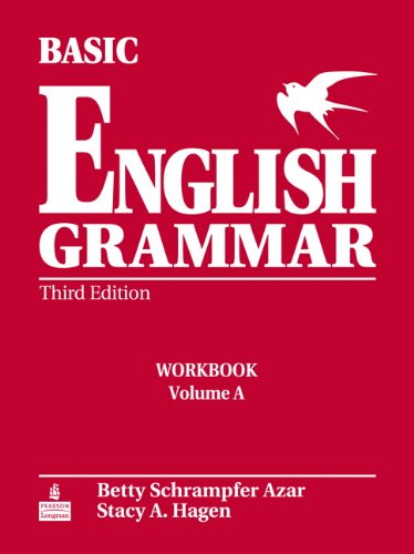 Basic English Grammar Workbook Volume A with Answer Key (0131849352) by Betty Schrampfer Azar; Stacy A. Hagen