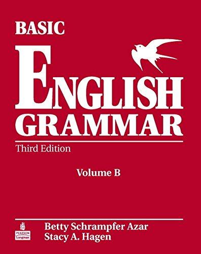 9780131849365: Basic English Grammar Workbook B Third Edition