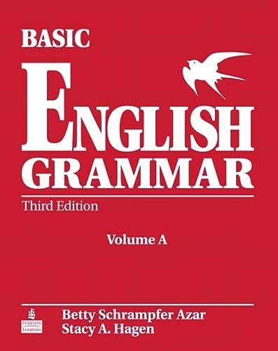 9780131849396: Basic English Grammar, Volume A (Book & CDs)