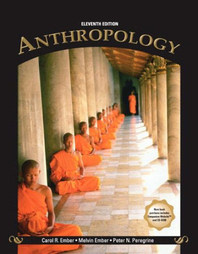 9780131849754: Anthropology (11th Edition)