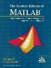 9780131849792: Student Edition of MATLAB Version 4: Student User Guide (The Matlab Curriculum Series)